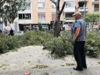 Hercegovina: Ponovno narančasti meteoalarm zbog udara vjetra
