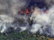 Požari u Amazoniji vjerojatno ubrzali otapanje ledenjaka na Andama
