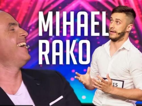 VIDEO: Mihael Rako nastupao na Supertalentu Nove Tv