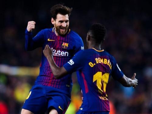 Barcelona deklasirala Gironu u katalonskom derbiju