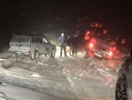 Nekoliko auta sletjelo na Blidinju: 'Pošli vidit snig'