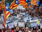 Tisuće građana prosvjedovale u Barceloni, došlo je i do sukoba s policijom
