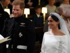 Vjenčali se princ Harry i Meghan Markle