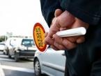 Policija oduzima automobile dužnicima za prekršaje