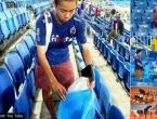 Japanski navijači nakon šokantnog ispadanja počistili cijeli stadion