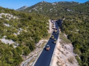 Za mjesec dana bit će gotovo još 9 km ceste Neum – Stolac