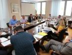 Novoimenovani članovi sudjelovali na sjednici Nadzornog odbora EP HZ HB
