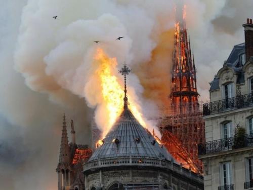 Objavljeni prvi rezultati istrage u Notre Dameu