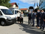 Njemačka donirala Graničnoj policiji BiH opremu vrijednu oko 850.000 eura