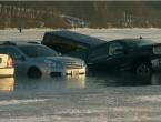 VIDEO: Parkirali su na jezero, a lijepo im je rečeno da je vrijeme pretoplo