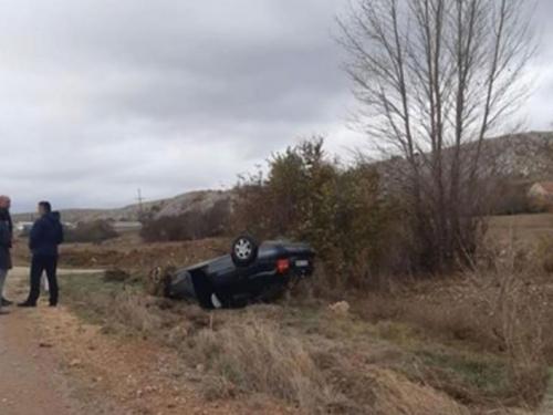 Tri prometne nesreće u Tomislavgradu