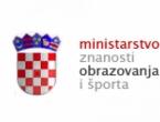 NATJEČAJ: Ministarstvo znanosti, obrazovanja i športa daje 2200 stipendija