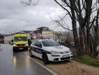 Tri policajca skočila za ženom u rijeku Lišticu