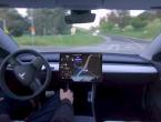Tesla objavila video autonomne vožnje Modela 3