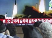 Pjongjang ispalio dvije rakete kratkog dometa