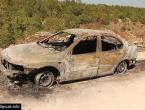 Pljačkaši iz Ljubuškog u plamenu kod Čitluka ostavili auto za bijeg