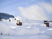 U Alpama ima čak 5 metara snijega, danas nova snježna oluja