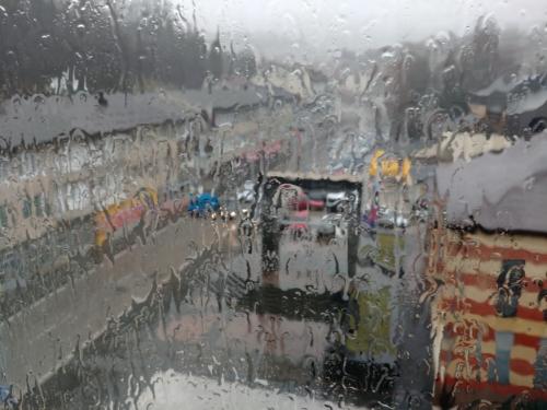 Stižu nam kiša, pljuskovi i grmljavina