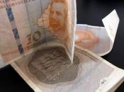 Najnovije istraživanje otkriva da koronavirus može na novčanicama preživjeti mjesec dana
