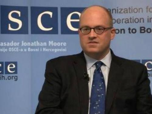 Moore: Sarajevski sporazum ne znači formiranje vlasti, nisu dobili potporu Čovića