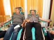 FOTO: Na brani HE 'Rama' održana akcija darivanja krvi djelatnika EP HZHB