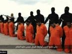 Nova snimka masovnog smaknuća ISIL-a