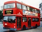 London planira zabraniti reklamiranje brze hrane u gradskom prometu