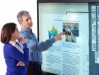 Microsoft najavio da će početi masovno proizvoditi super-velike touchscreen zaslone