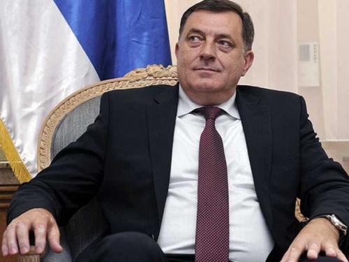 Dodik: Cormack je postavila suce koji su oslobodili Orića