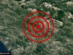 Serija potresa pogodila Hercegovinu