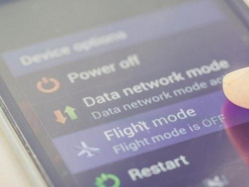 Zrakoplovni režim rada mobitela krije korisne mogućnosti