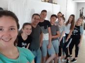 Članovi Frame Rumboci pripremili župnu dvoranu za sveta euharistijska slavlja