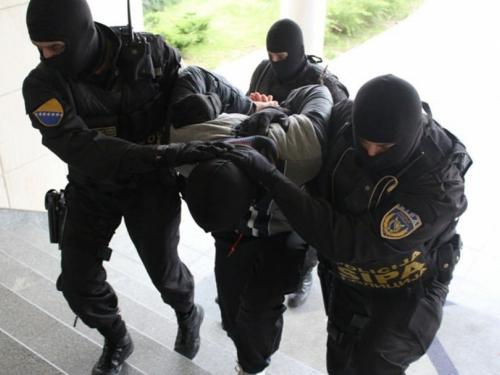 SIPA uhitila osobu koja je organizirala terorističku grupu u BiH