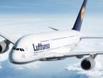 Lufthansa otkazala 876 letova zbog štrajka pilota