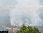 Kanaderi iz Hrvatske gase požar kod Ljubuškog