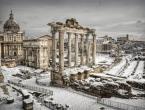 Rim: U čišćenju snijega pomaže vojska