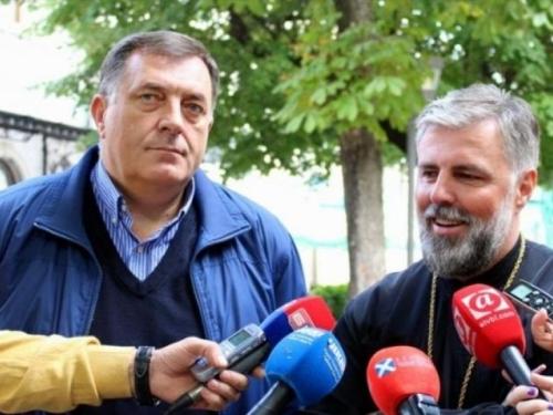 I srpsko svećenstvo želi u politiku: Grigorije ruši Dodika!?