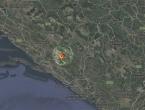 Potres jačine 3.8 po Richteru s epicentrom u blizini Stoca