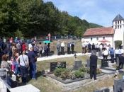 FOTO: Obilježena 26. obljetnica stradanja Hrvata na Hudutskom
