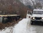Dvoje ljudi poginulo u prevrtanju autobusa u BiH