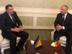 Dodik u Minsku rekao da je protiv članstva BiH u NATO-u