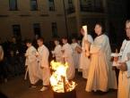FOTO: Velika subota u župi Rama Šćit