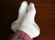 Spavati u čarapama je zdravo