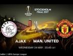 Europska liga: Finale Manchester United - Ajax