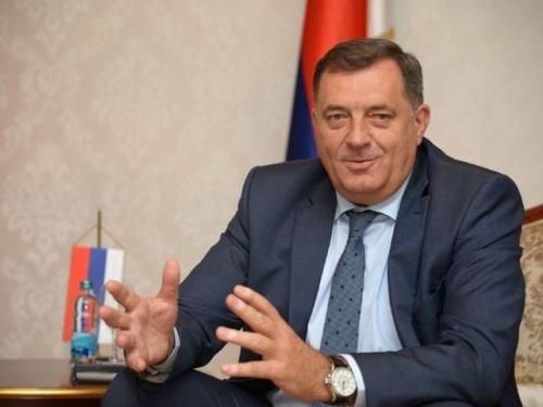Dodik: ANP je sklepani dokument koji predstavlja zbir raznih gluposti