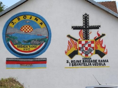 FOTO/VIDEO: Prvi susret iseljenih Uzdoljana i Dan 3. bojne brigade Rama i branitelja Uzdola