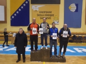 STK Prozor-Rama: Uspješan nastup u Sarajevu, osvojene 3 medalje
