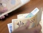 Prosječna neto plaća u BiH u svibnju 981 KM, godišnji rast 4,4 posto
