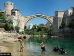 Mostar sa 36°C najtopliji u BiH; sutra još veće temperature