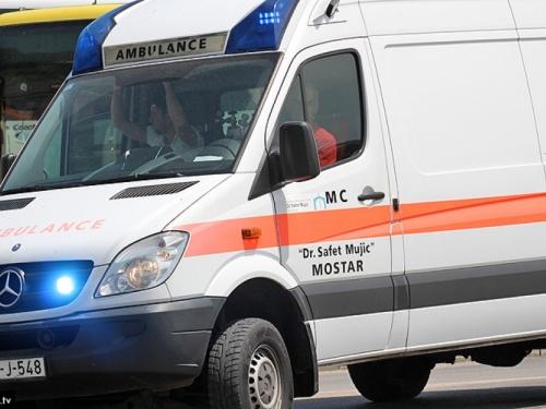 Muškarac u Mostaru preminuo na cesti
